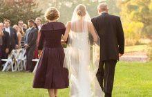 Se non sposato in chiesa posso portare mia figliastra sull'altare?
