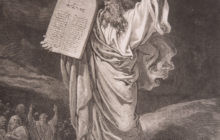 I dieci Comandamenti secondo la Bibbia