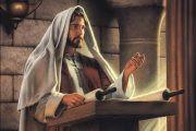 Wo steht geschrieben, dass wir die Lehre gelehrt von unseren Vätern halten müssen?