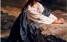 Perché si deve pregare solo Gesù?
