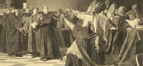 Perché credere ai protestanti?