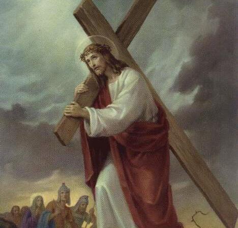 La solitudine del cristiano: portare la croce
